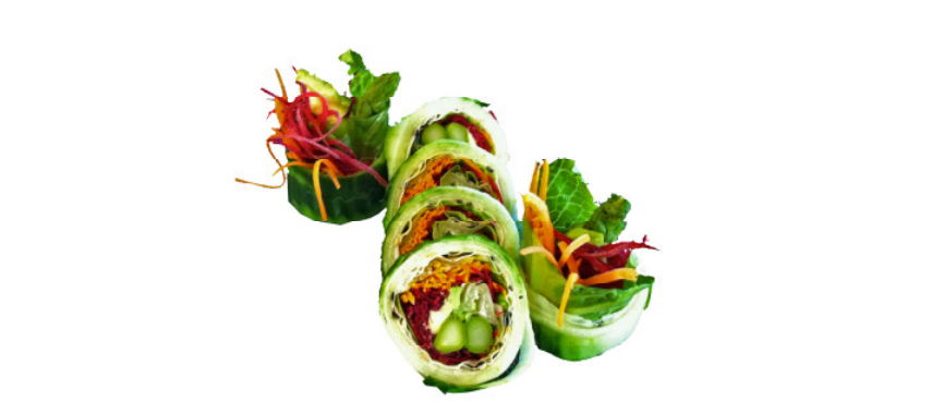 Vegetable KC Roll